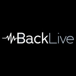 Company logo of BackLive